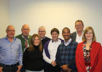 MHA Hosts Dutch Program Directors