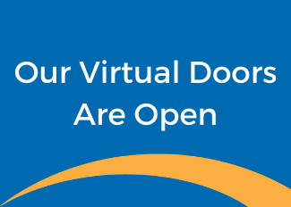 Our Virtual Doors Are Open