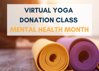 Virtual Yoga Donation Class